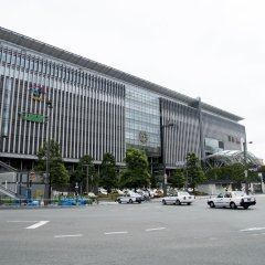 Oriental Hotel Fukuoka Hakata Station Хаката парковка