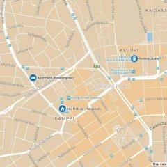 Отель Kamppi Runeberginkatu 17 Финляндия, Хельсинки - отзывы, цены и фото номеров - забронировать отель Kamppi Runeberginkatu 17 онлайн городской автобус
