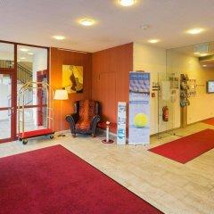 Отель Vienna Sporthotel фитнесс-зал