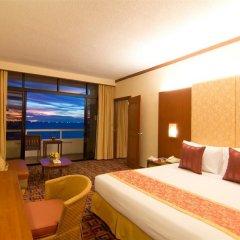 Отель Ambassador City Jomtien Pattaya - Ocean Wing комната для гостей фото 2