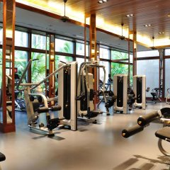 Отель Andara Resort Villas фитнесс-зал фото 4