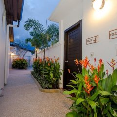 Отель Anchan Private Pool Villas