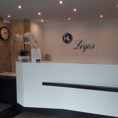 Hotel Logos интерьер отеля