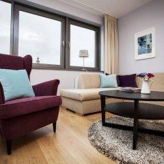 Апартаменты Silver Apartments комната для гостей фото 4