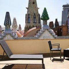 Отель Gaudi бассейн фото 3