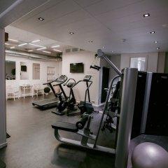 Отель Ascot Hotel Дания, Копенгаген - 1 отзыв об отеле, цены и фото номеров - забронировать отель Ascot Hotel онлайн фитнесс-зал фото 4