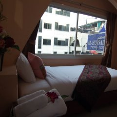 Отель Sky Inn 2 Бангкок комната для гостей фото 3