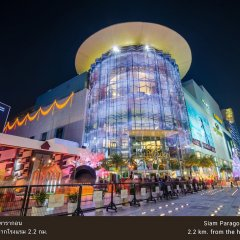 Tarntawan Place Hotel Surawong Bangkok Бангкок вид на фасад