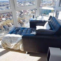 Отель Isabella Penthouse 15th Floor, Seafront Великобритания, Брайтон - отзывы, цены и фото номеров - забронировать отель Isabella Penthouse 15th Floor, Seafront онлайн интерьер отеля фото 2