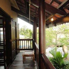 Отель B Lan House Вьетнам, Хойан - отзывы, цены и фото номеров - забронировать отель B Lan House онлайн балкон