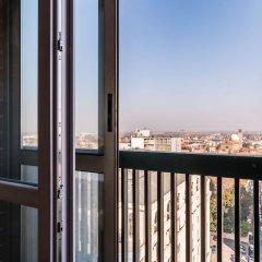 Отель Padova Tower City View Maestrale Италия, Падуя - отзывы, цены и фото номеров - забронировать отель Padova Tower City View Maestrale онлайн балкон