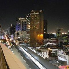 Отель Zenith Sukhumvit Hotel, Bangkok Таиланд, Бангкок - отзывы, цены и фото номеров - забронировать отель Zenith Sukhumvit Hotel, Bangkok онлайн балкон