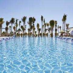 Отель Riu Palace Riviera Maya Плая-дель-Кармен бассейн