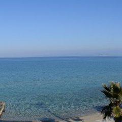 Отель Myrto пляж фото 2