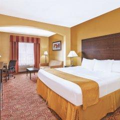 Отель La Quinta Inn & Suites Columbus West - Hilliard США, Колумбус - 1 отзыв об отеле, цены и фото номеров - забронировать отель La Quinta Inn & Suites Columbus West - Hilliard онлайн комната для гостей фото 3