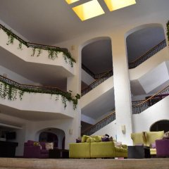 Отель Villas Vallarta By Canto Del Sol Пуэрто-Вальярта парковка