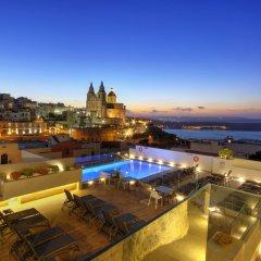 Pergola Hotel & Spa балкон