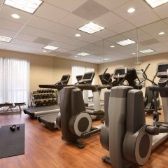 Отель Hyatt Place Fair Lawn Paramus фитнесс-зал