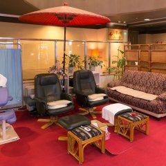 Отель ONIYAMA Беппу интерьер отеля фото 3
