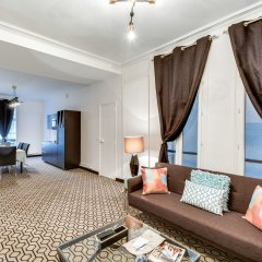 Отель Sweet Inn Rue D'Enghien комната для гостей фото 3