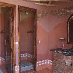 Отель Dar Tafouyte Марокко, Мерзуга - отзывы, цены и фото номеров - забронировать отель Dar Tafouyte онлайн ванная фото 2