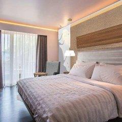 Отель Le Meridien Goa Calangute комната для гостей