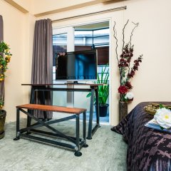 Отель Sodsai Garden Бангкок удобства в номере фото 2