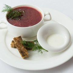 Гостиница Уланская питание фото 2