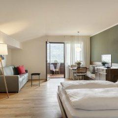 Отель Paulus Apartments Италия, Чермес - отзывы, цены и фото номеров - забронировать отель Paulus Apartments онлайн комната для гостей фото 4