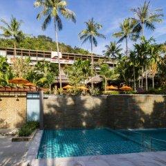 Отель Ao Nang Phu Pi Maan Resort & Spa бассейн
