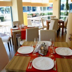 Отель Aparthotel Marina Holiday Club & SPA - All Inclusive Болгария, Поморие - отзывы, цены и фото номеров - забронировать отель Aparthotel Marina Holiday Club & SPA - All Inclusive онлайн питание фото 2
