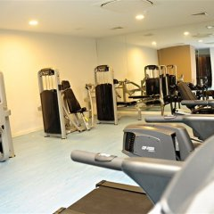 Orfeus Hotel Сиде фитнесс-зал