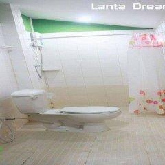 Отель Lanta Dream Garden Pool Villa Ланта ванная