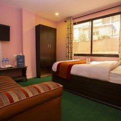 Отель Oyo 137 Hotel Pranisha Inn Непал, Катманду - отзывы, цены и фото номеров - забронировать отель Oyo 137 Hotel Pranisha Inn онлайн комната для гостей