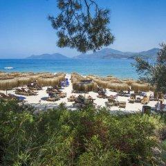 Sentido Lykia Resort & Spa Турция, Олудениз - отзывы, цены и фото номеров - забронировать отель Sentido Lykia Resort & Spa - All Inclusive - Adults Only онлайн пляж