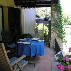 Отель Mas Caterina питание