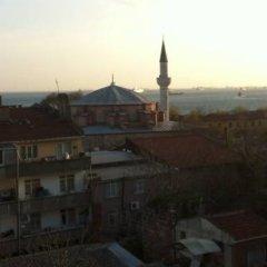 Amedis Apart Hotel Стамбул балкон