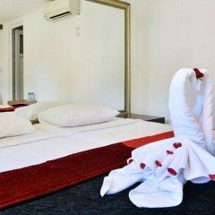 Отель Altinkum Bungalows фитнесс-зал