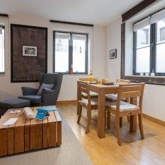 Отель Sweet Inn Apartments Sablons Бельгия, Брюссель - отзывы, цены и фото номеров - забронировать отель Sweet Inn Apartments Sablons онлайн комната для гостей фото 3