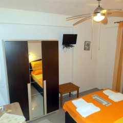 Апартаменты Nikos Apartments удобства в номере