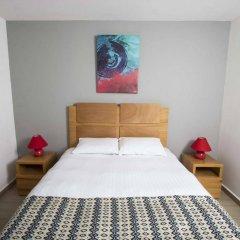 Отель HOMFOR Мехико комната для гостей фото 4