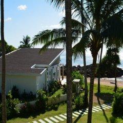 Апартаменты Coconut Bay Penthouse Apartment Ланта приотельная территория