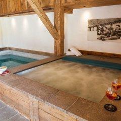 Hotel The Originals Borgo Eibn Mountain Lodge (ex Relais du Silence) Саурис спа фото 2