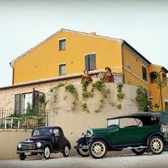 Отель Villa Scuderi Италия, Реканати - отзывы, цены и фото номеров - забронировать отель Villa Scuderi онлайн парковка