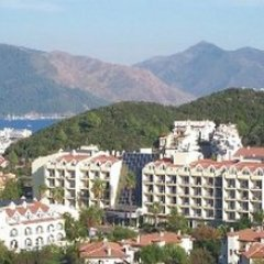 Kervansaray Marmaris Hotel & Aparts Мармарис фото 4