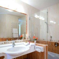 Отель Alpenpanorama Австрия, Зёлль - отзывы, цены и фото номеров - забронировать отель Alpenpanorama онлайн ванная