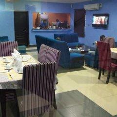 Отель Hard Break Hotel and Suite Нигерия, Энугу - отзывы, цены и фото номеров - забронировать отель Hard Break Hotel and Suite онлайн питание