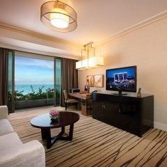 Отель Marina Bay Sands 5* Люкс Orchid с различными типами кроватей фото 2