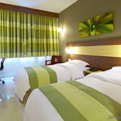 Citymax Hotel Bur Dubai комната для гостей фото 3