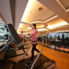 Отель PANGLIN Шэньчжэнь фитнесс-зал